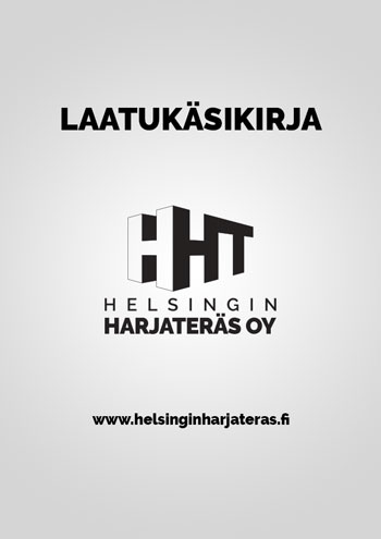 Helsingin Harjateräs Laatukäsikirja